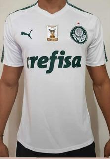 Nova Camisa Palmeiras 19/20 - Personalização E Frete Grátis