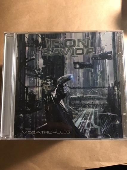 Cd Iron Savior - Megatropolis