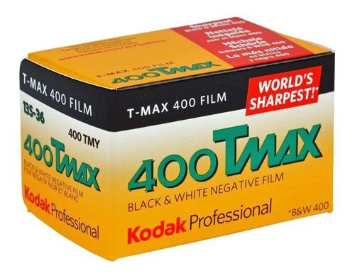 Imagen 1 de 2 de Rollo/pelicula Byn Kodak T-max 400asa X 36 Fotos (184)