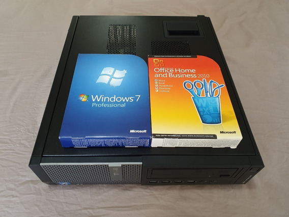 Desktop Dell Optiplex 990 I7 8gb 500gb + Office Original