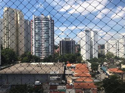 Apartamento Com 3 Dormitórios Para Alugar, 85 M² Por R$ 2.700/mês - Jardim Marajoara - São Paulo/sp - Ap0814