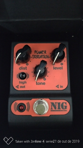 Ppd Power Distortion Nig