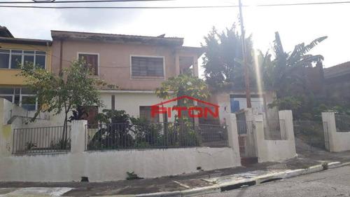 Imagem 1 de 10 de Terreno À Venda, 684 M² Por R$ 900.000,00 - Cangaíba - São Paulo/sp - Te0312