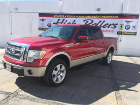 Ford Lobo 5.0l Xlt Cabina Doble 4x4 Mt