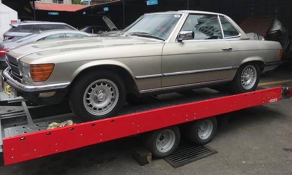 Mercedes 107 280 Sl Convertible Conservado Cabrio