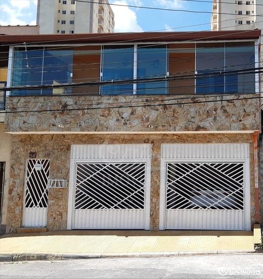 Casa Em Parque Jaguari - Mauá - Sp - 31/a33