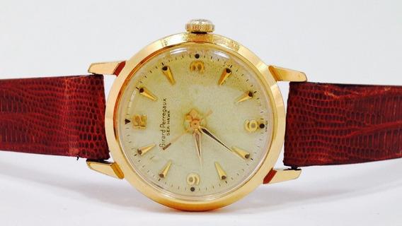 Reloj Girard Perregaux Con Baño De Oro (ref 547)