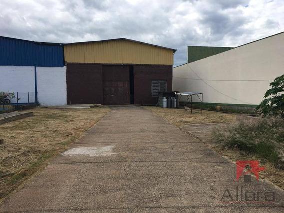 Galpão Para Alugar, 550 M² Por R$ 5.500/mês - Penha - Bragança Paulista/sp - Ga0092