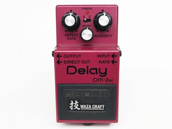 Pedal Boss Delay Dm-2w Waza Craft