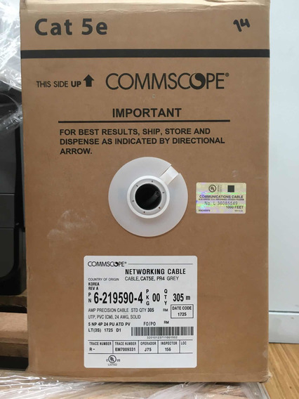 Commscope - Networking Cable