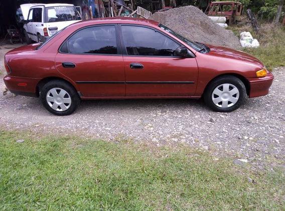 Se Vende Mazda Protege Mod 1997
