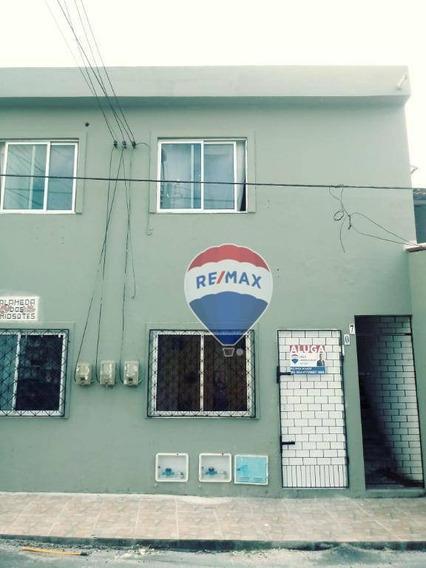 Kitnet Com 1 Dormitório Para Alugar, 19 M² Por R$ 400/mês - Cidade 2000 - Fortaleza/ce - Kn0038