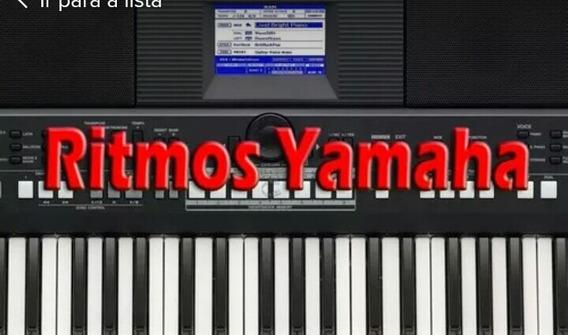 Ritimos Devinhos Novais Para A Linha E Yamaha + Brinde