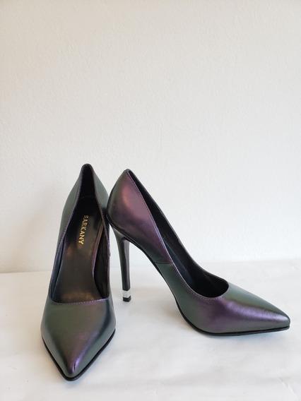 Zapatos Sarkany Duo Cromo