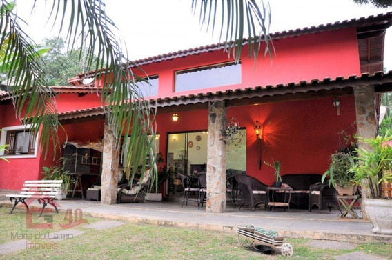 Casa Com 4 Dormitórios À Venda, 1113 M² Por R$ 2.600.000 - Vila Verde - Itapevi/sp - Ca1261