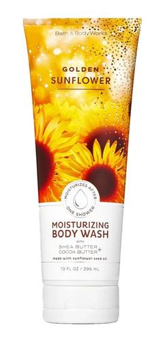 Imagen 1 de 1 de Golden Sunflower Gel De Ducha Cremoso Bath & Body Works