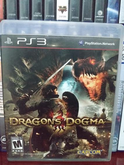Dragons Dogma Ps3 Completo | Parcelamento Sem Juros