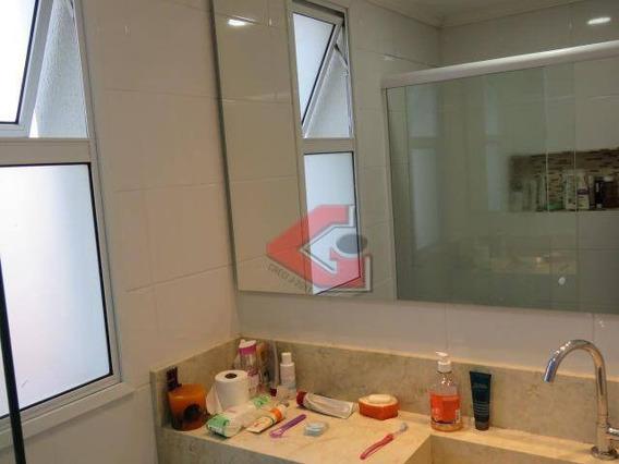 Apartamento Com 3 Dormitórios À Venda, 83 M² Por R$ 500.000 - Vila Baeta Neves - São Bernardo Do Campo/sp - Ap2969