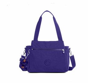 37bb8a2b3 Bolsa Kipling Femininas Azul no Mercado Livre Brasil