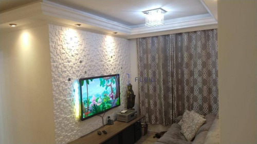 Apartamento 48m², 2 Dormitorios,  1 Vagas - Sacomã - Ap10185