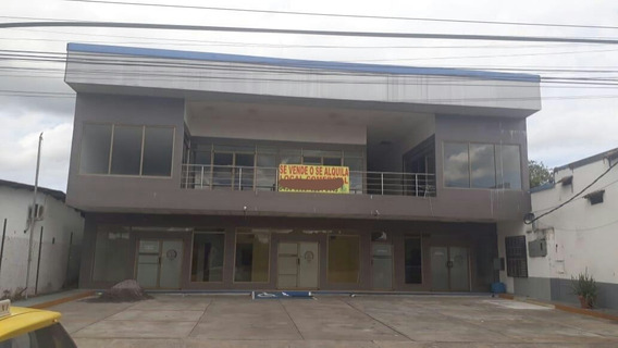Se Vende O Alquila Edificio Comercial De 1,225m2 En David