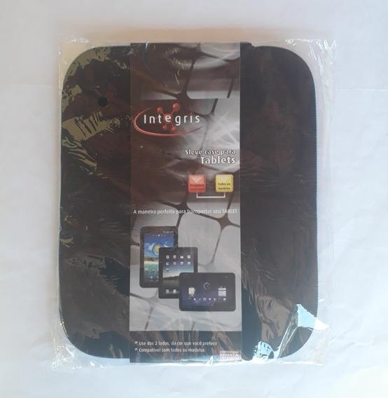 Sleve Case Para Tablets-compatível Com Todos - Capa-proteção