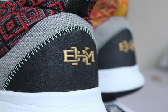 Tênis Nike Pg3 Bhm (leia A Descrição)