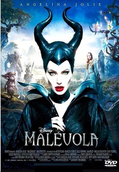 Malevola Walt Disney - Dvd Original Novo Lacrado