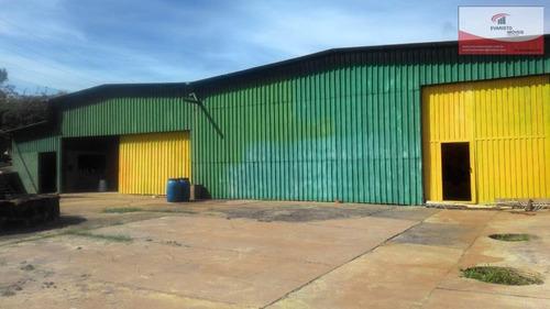 Galpão Para Venda Em Limeira, Pires De Baixo - 3036_1-1086403