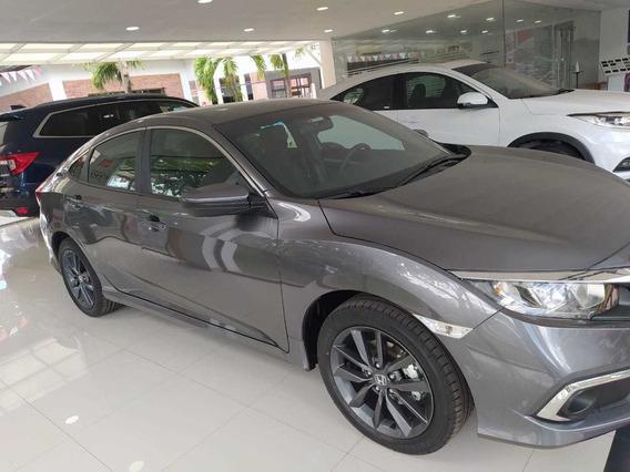 Honda Civic Ex Acero Moderno 0km