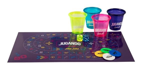 La Ganza Loca Jugando Spirits - Juego De Shots Para Tequila