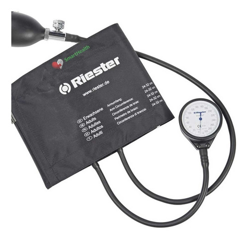 Esfigmomanómetro Tomador Presión Manual Riester Exacta