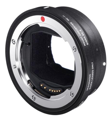 Lente Câmera Sigma Converter Mc-11 Canon /sony Ef/e-mount.