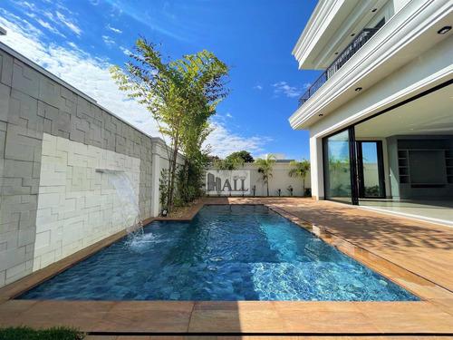 Imagem 1 de 30 de Casa À Venda Condomínio Quinta Do Golfe Com 4 Quartos E 6 Vagas - V8350