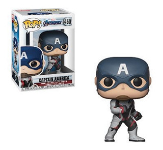 Funko Pop Endgame Capitán America Avengers Marvel