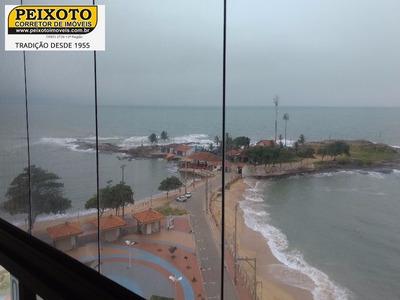 Apartamento De Alto Padrão Na Praia Da Areia, Guarapari Es. - Ap00534 - 31919384