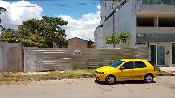 Terreno Em Enseada Azul, Guarapari/es De 0m² À Venda Por R$ 490.000,00 - Te199226