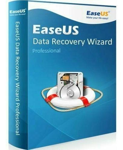 Easeus Data Recovery Wizard 12 (x32 E X64)+ Ativação
