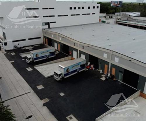 Imagen 1 de 3 de Bodega En Renta En Av. Colosio Cancun