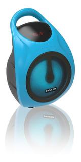 Parlantes Bluetooth Panacom Sp-3050 Usb Azul Dacar