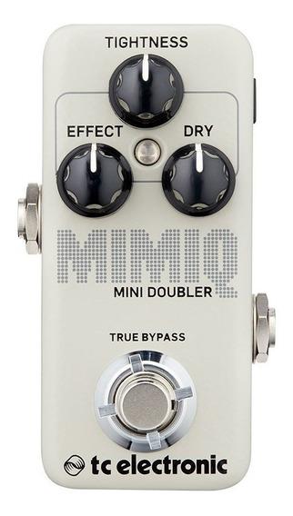 Pedal - Mimiq Mini Doubler - Tc Electronic - Fonte Gratis