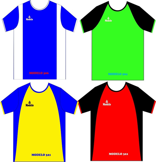 Camisetas De Futbol Personalizadas