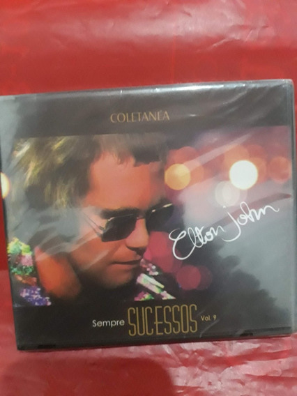 Cd Novo, Elton John