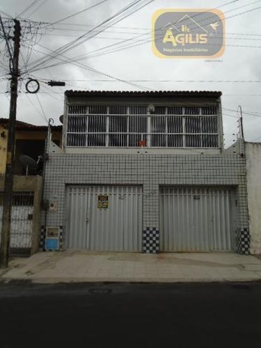 Casa Com 2 Dormitórios Para Alugar, 160 M² Por R$ 1.049,00/mês - João Xxiii - Fortaleza/ce - Ca0210