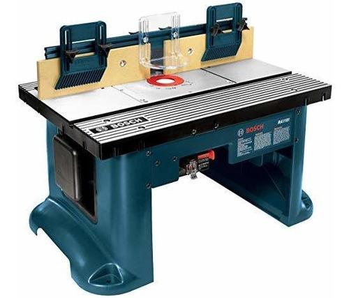 Mesa Enrutador De Sobremesa Bosch Ra1181