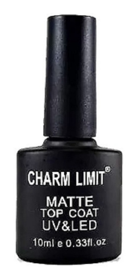 Top Matte Charm Limit Uv Led - Seco