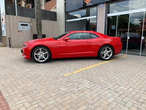 Camaro 2 Ss V8 6.2 Gasolina 8.000 Kms