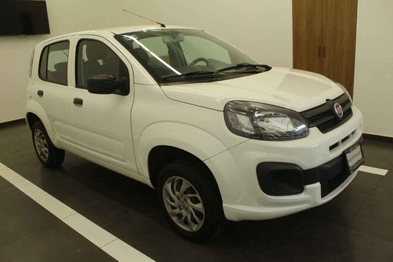 Fiat Uno 2018 5p Attractive