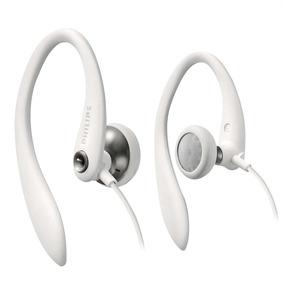 Fone De Ouvido Esportivo Gancho Philips Shs3300wt/10 Branco