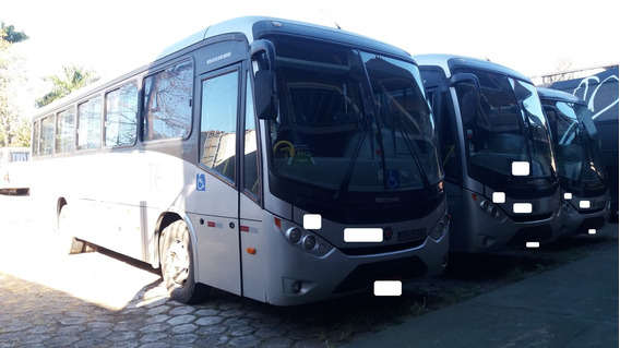 Onibus Marcopolo Ideale 2013, Agrale Ma15